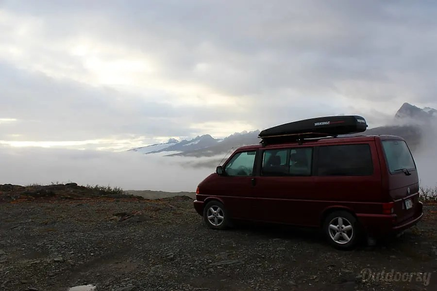 Anchorage RV Rentals, Volkswagon