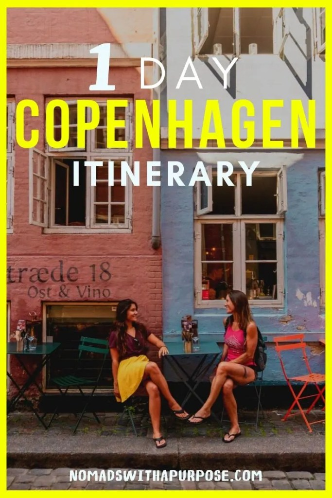 1 day in Copenhagen