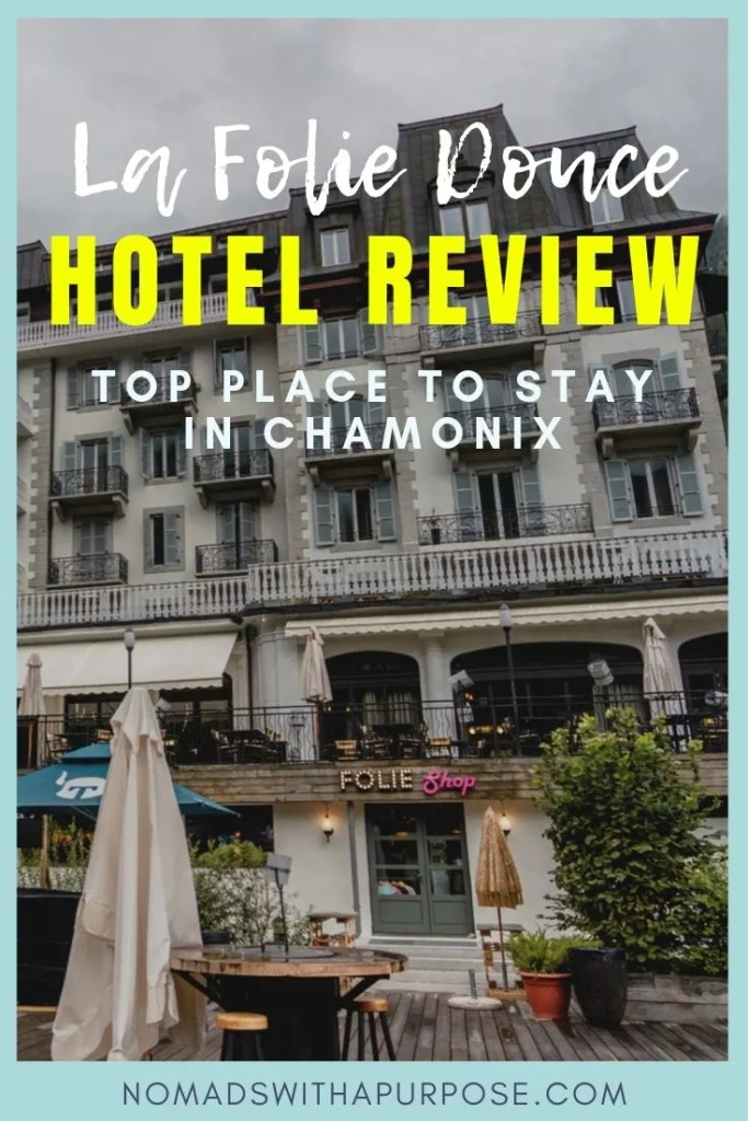 La Folie Douce, Where to Stay in Chamonix, France