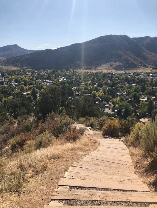 Centennial Nature Trail AKA Sky Steps in Durango, Colorado