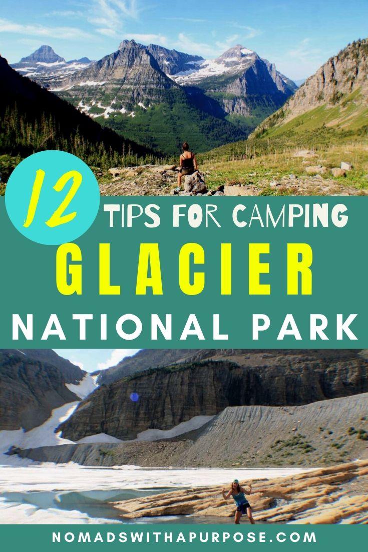 12 tips for camping in Glacier National Park