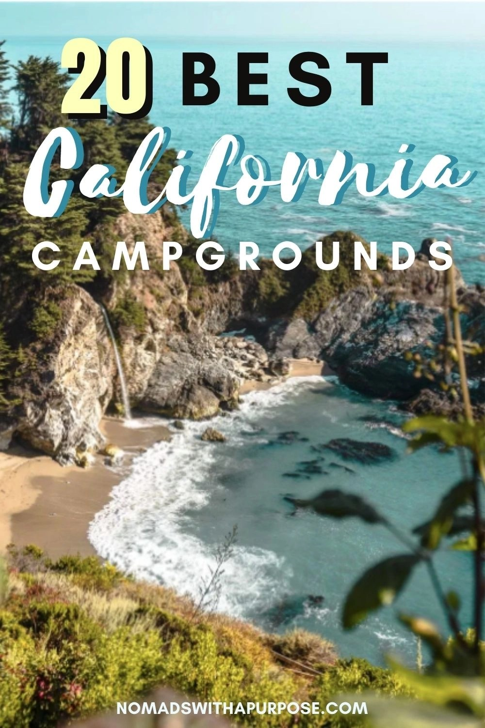 Best 20 California Campgrounds