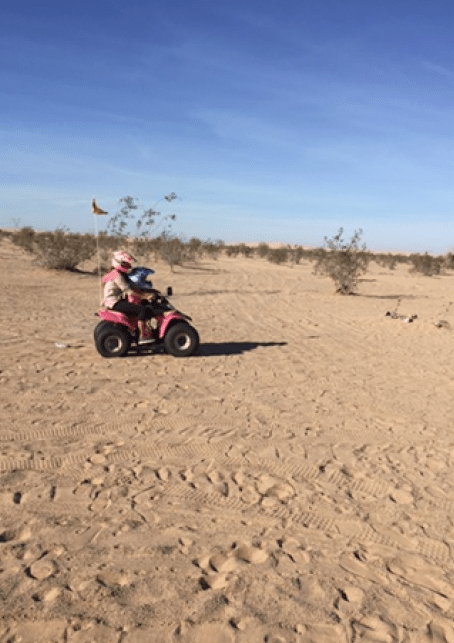 Imperial Sand Dunes, Best Campgrounds California