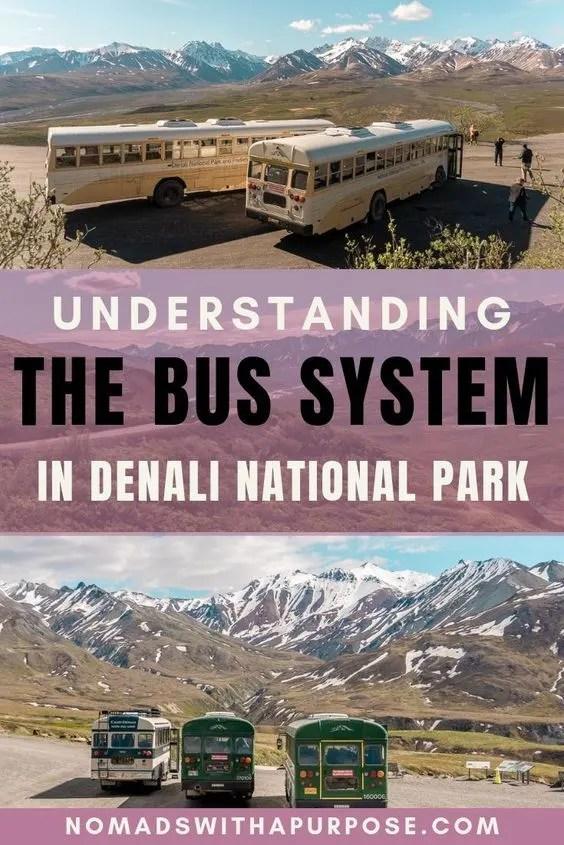 Denali bus system pin
