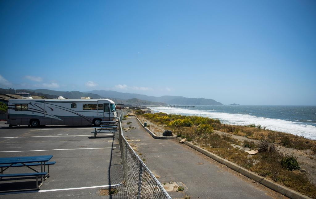 San Francisco RV Resort, Best Campgrounds California