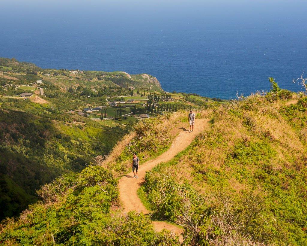 Waihe'e Ridge, Hiking, Maui, Things to do