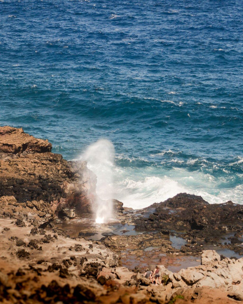 Nakalele Blowhole, Maui, Things to do
