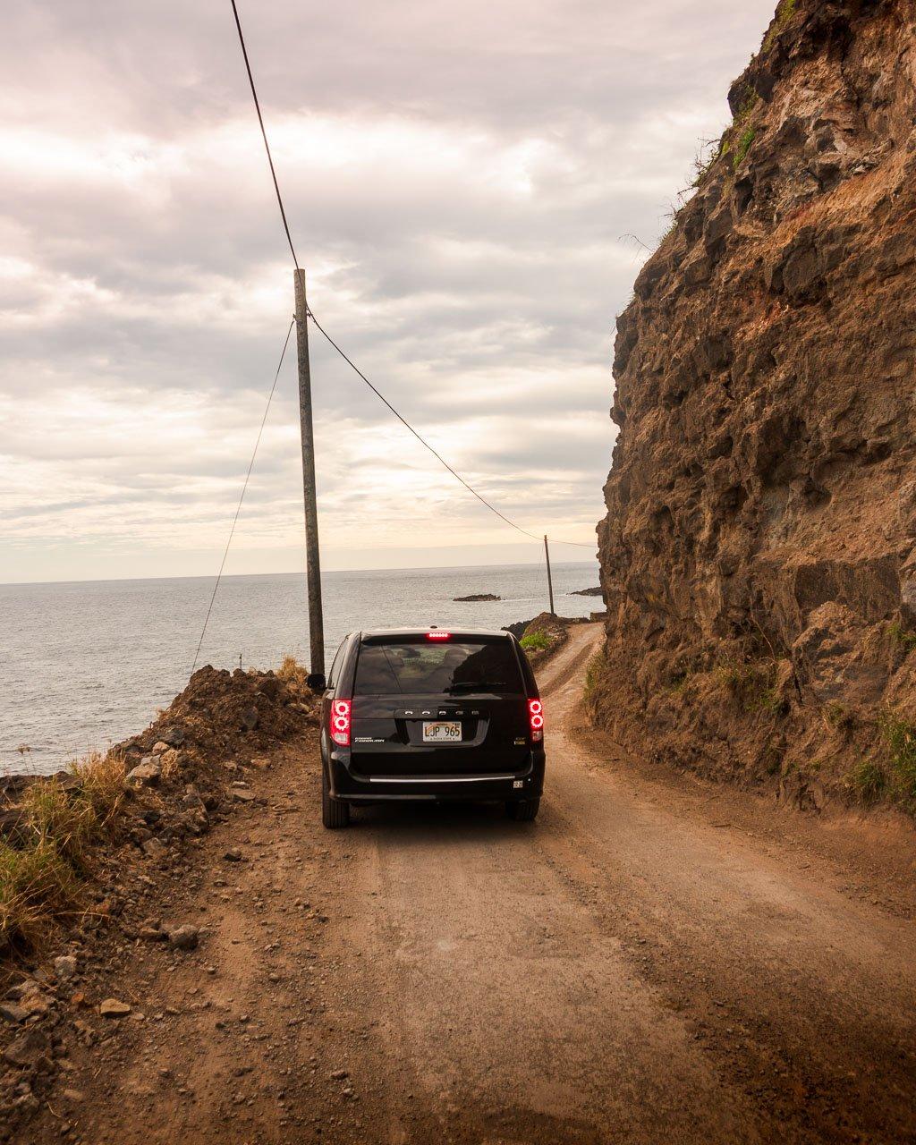 Pilani Highway, Maui