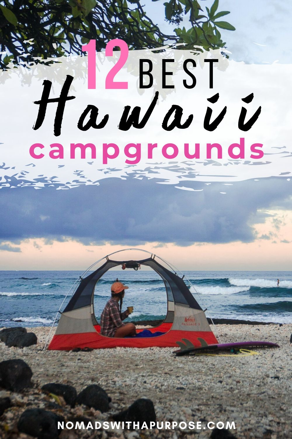 12 best hawaii campgrounds