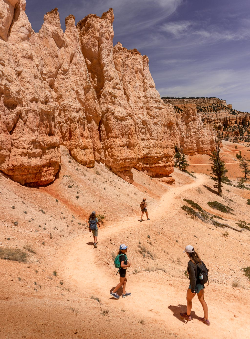 Fairyland Loop, Bryce Canyon