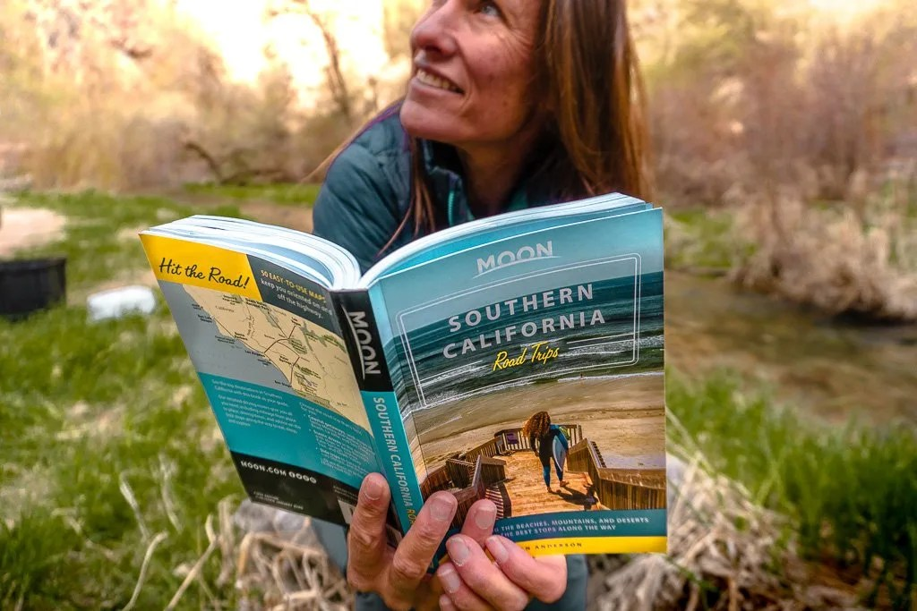 Moon Southern California Road Trips guidebook