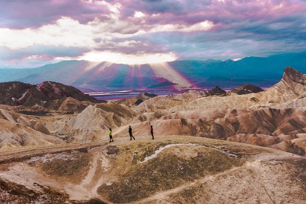 Death Valley desert, Souther California Road Trips