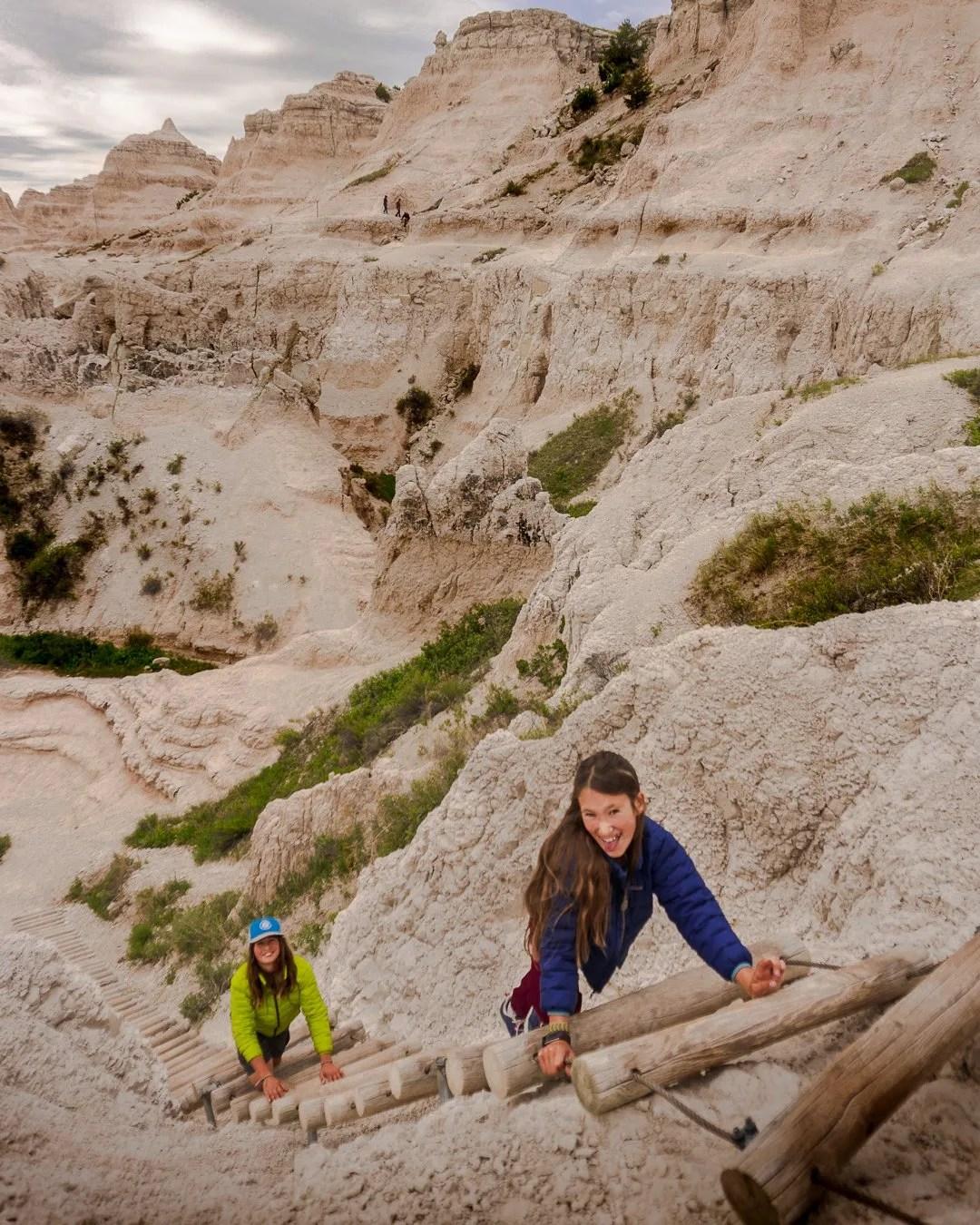 Things to do South Dakota Badlands