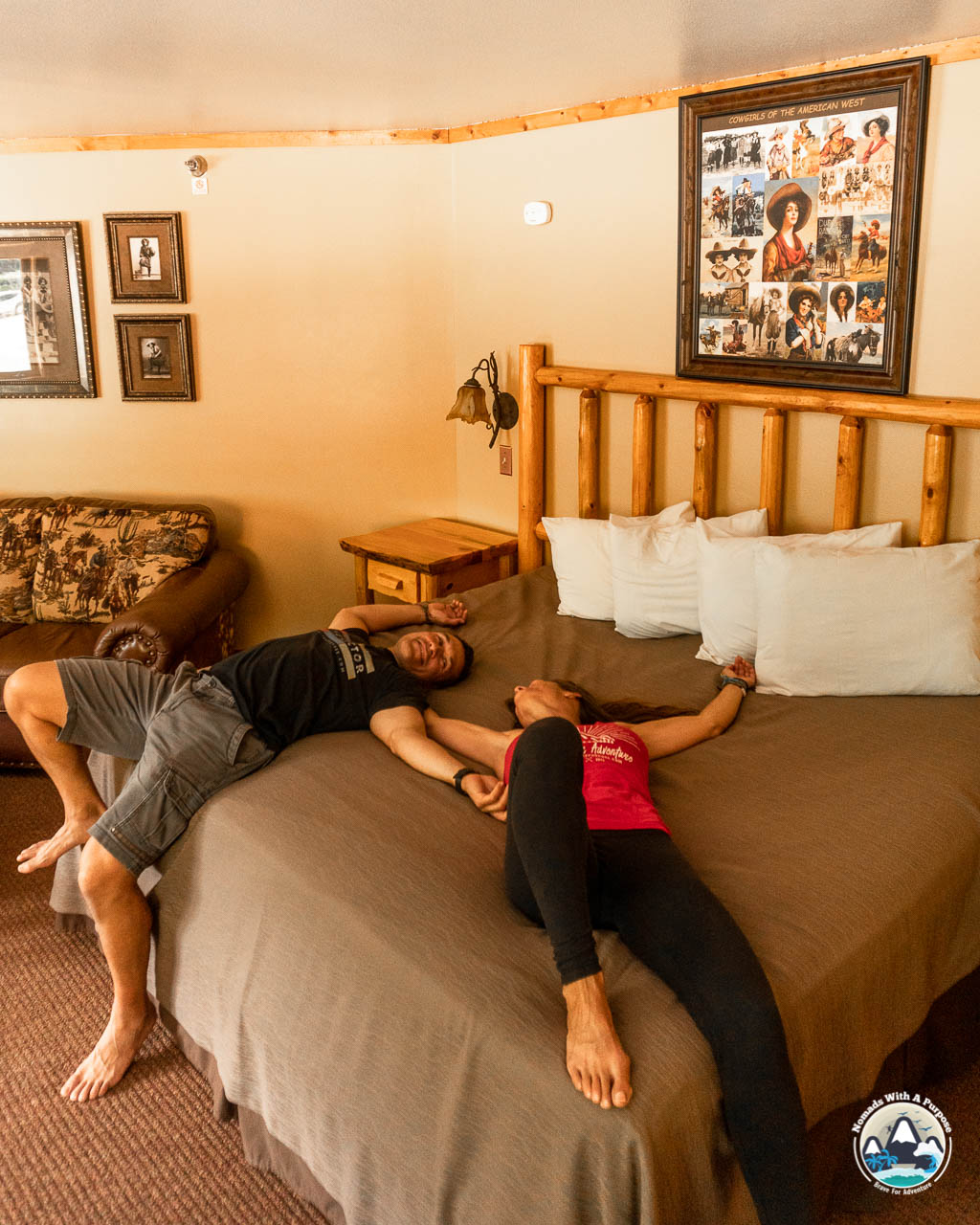 Calamity Jane Suite, Spearfish Canyon Lodge
