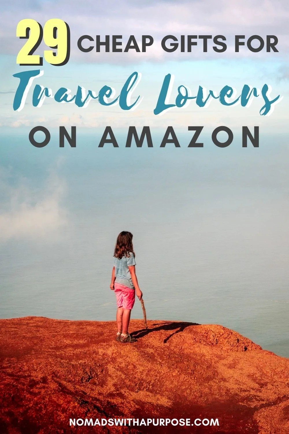 Cheap Gifts For Travel Lovers On Amazon