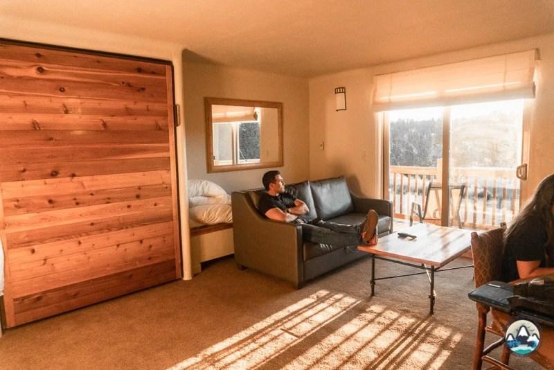 Teewinot Lodge Suites, Alta, Wyoming