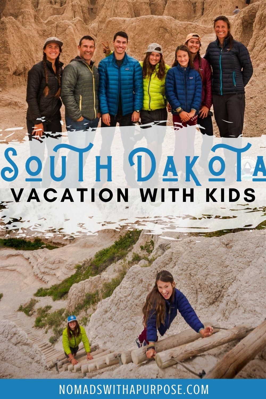 South Dakota Vacation with Kids