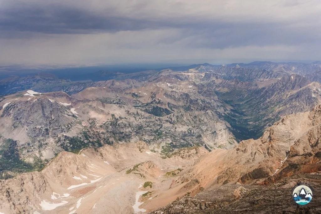 Middle Teton views