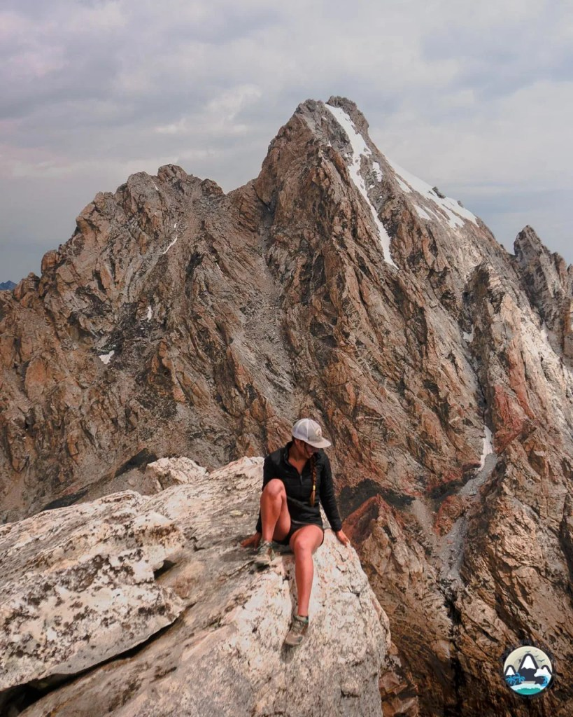 Middle Teton Southwest Couloir Hiking Guide