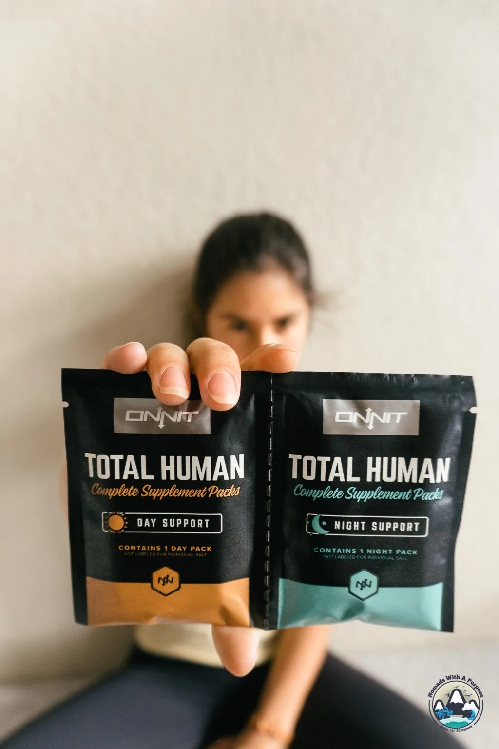 Onnit Total human packets