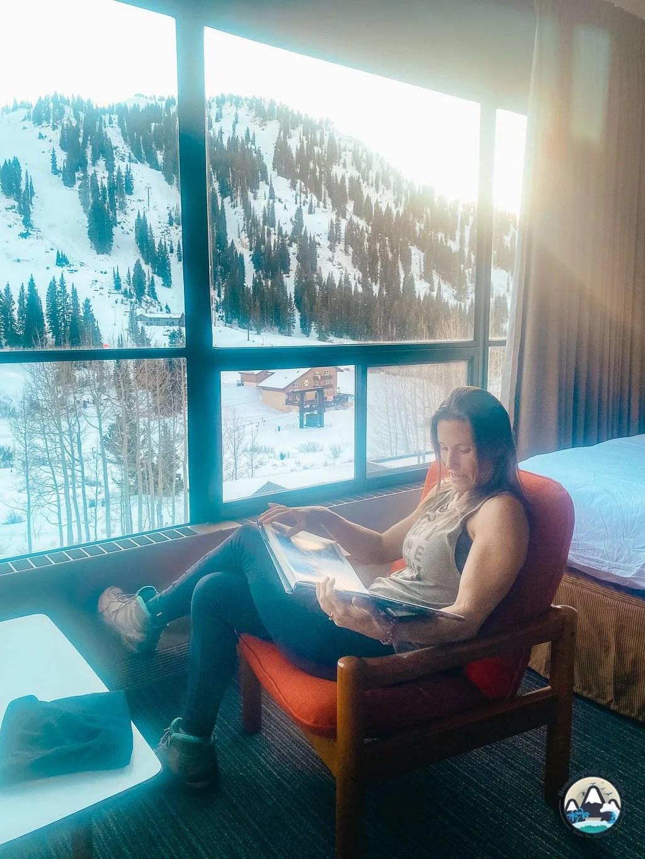 Alta Lodge room views