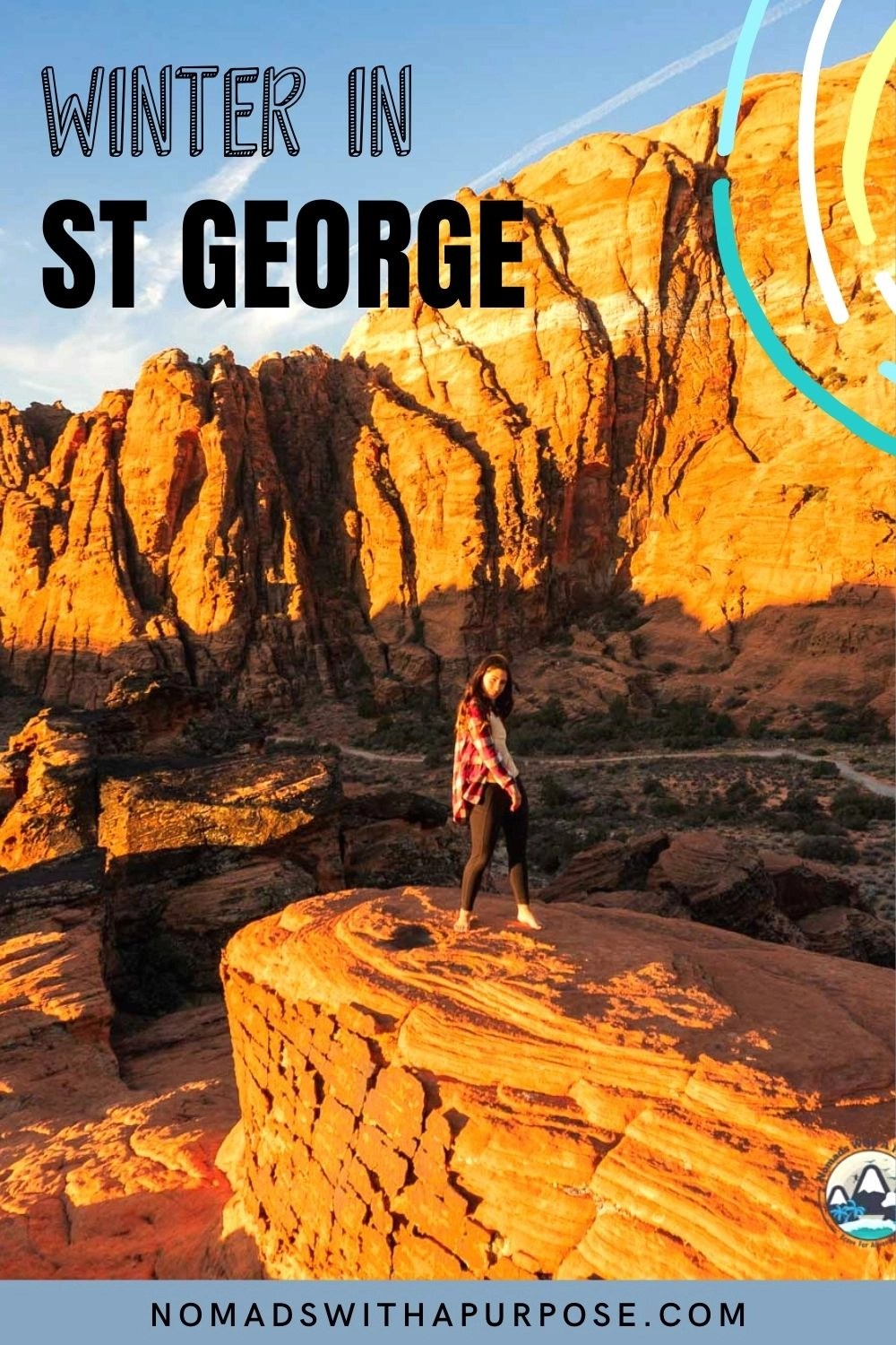 Winter in St George