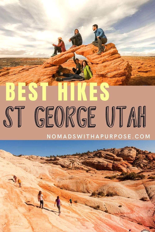 Hiking St George