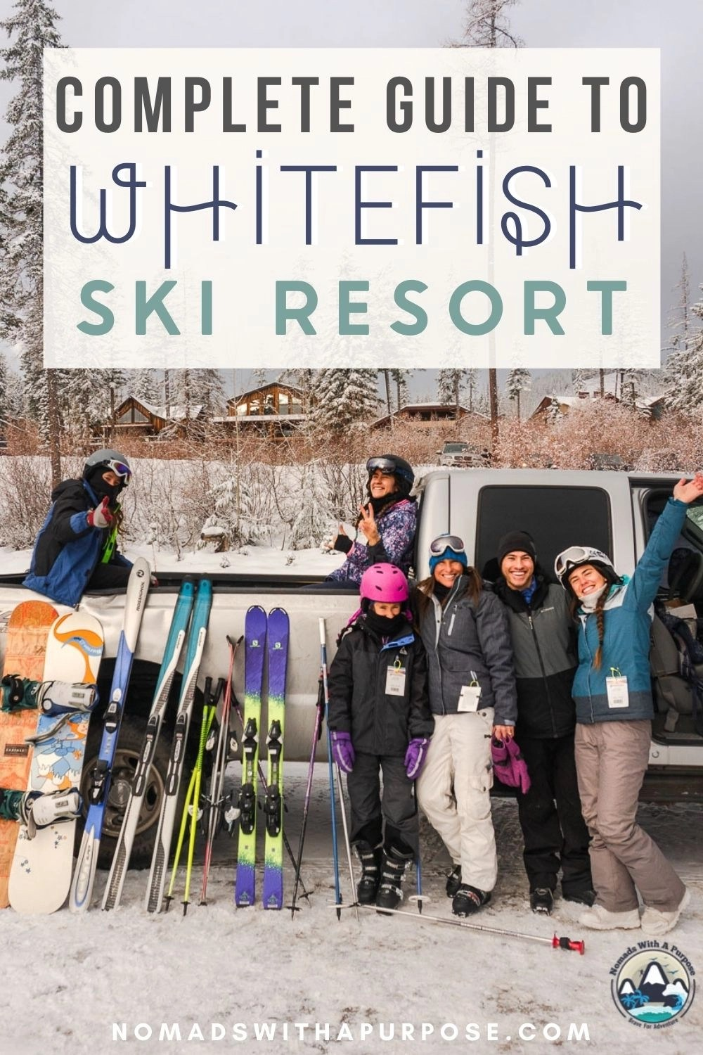 Complete Guide To Whitefish Ski Resort