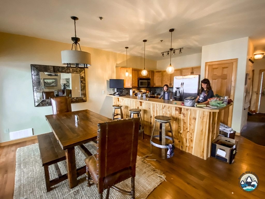 family friendly condos, The Lodge at Whitefish