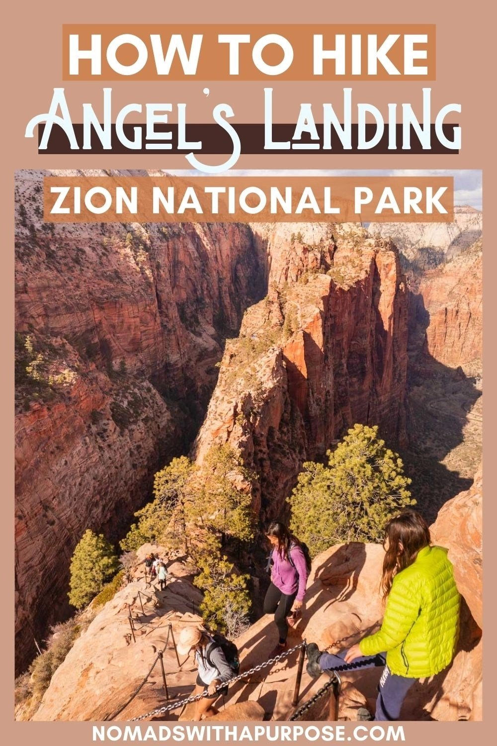 How to Hike Angel's Landing in Zion National Park