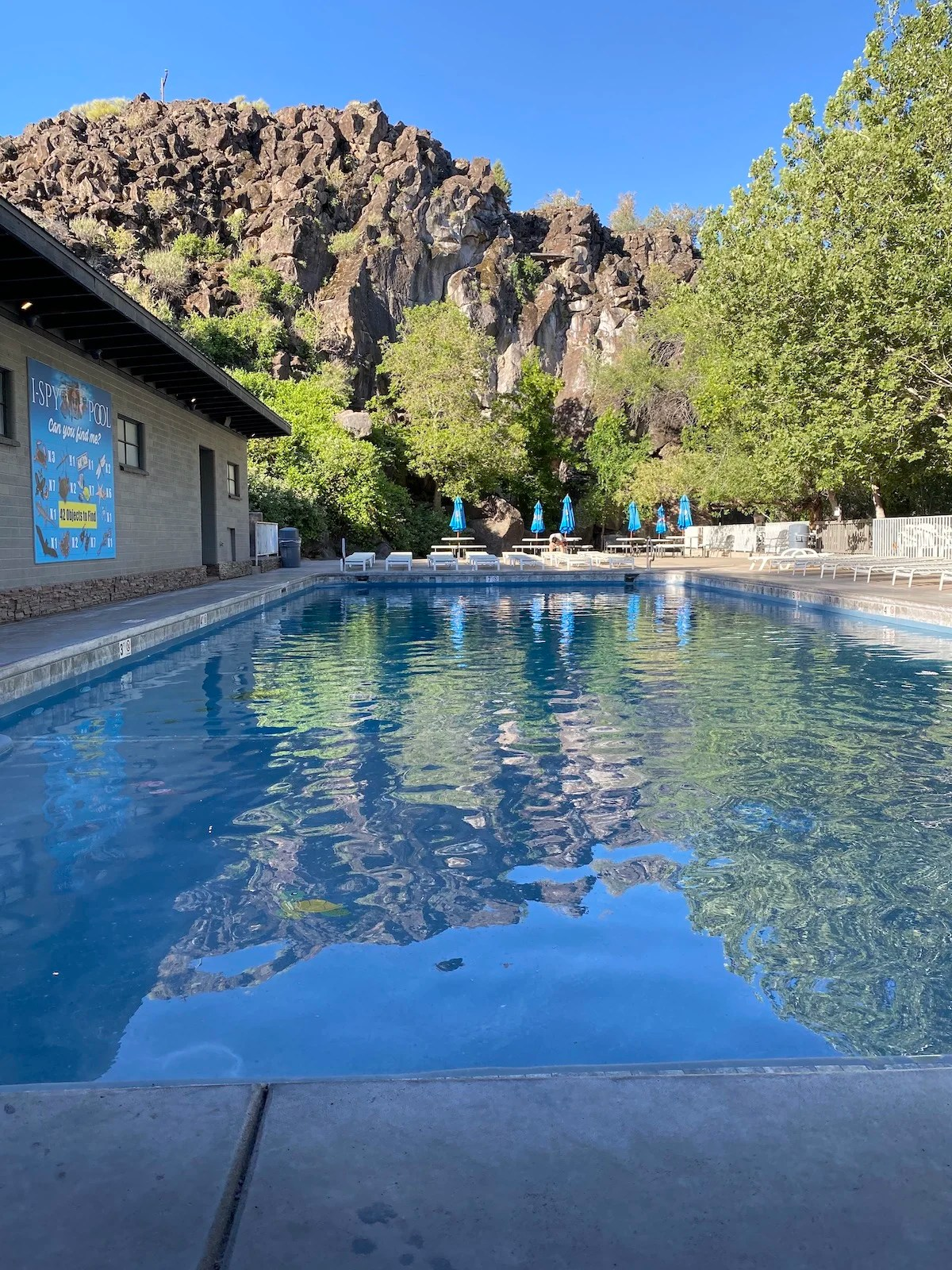 veyo pool, saint george