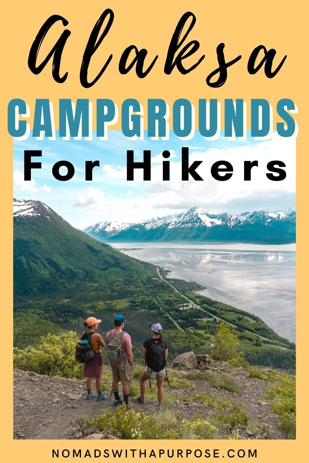 Best Campgrounds for Hikers in Anchorage Alaska