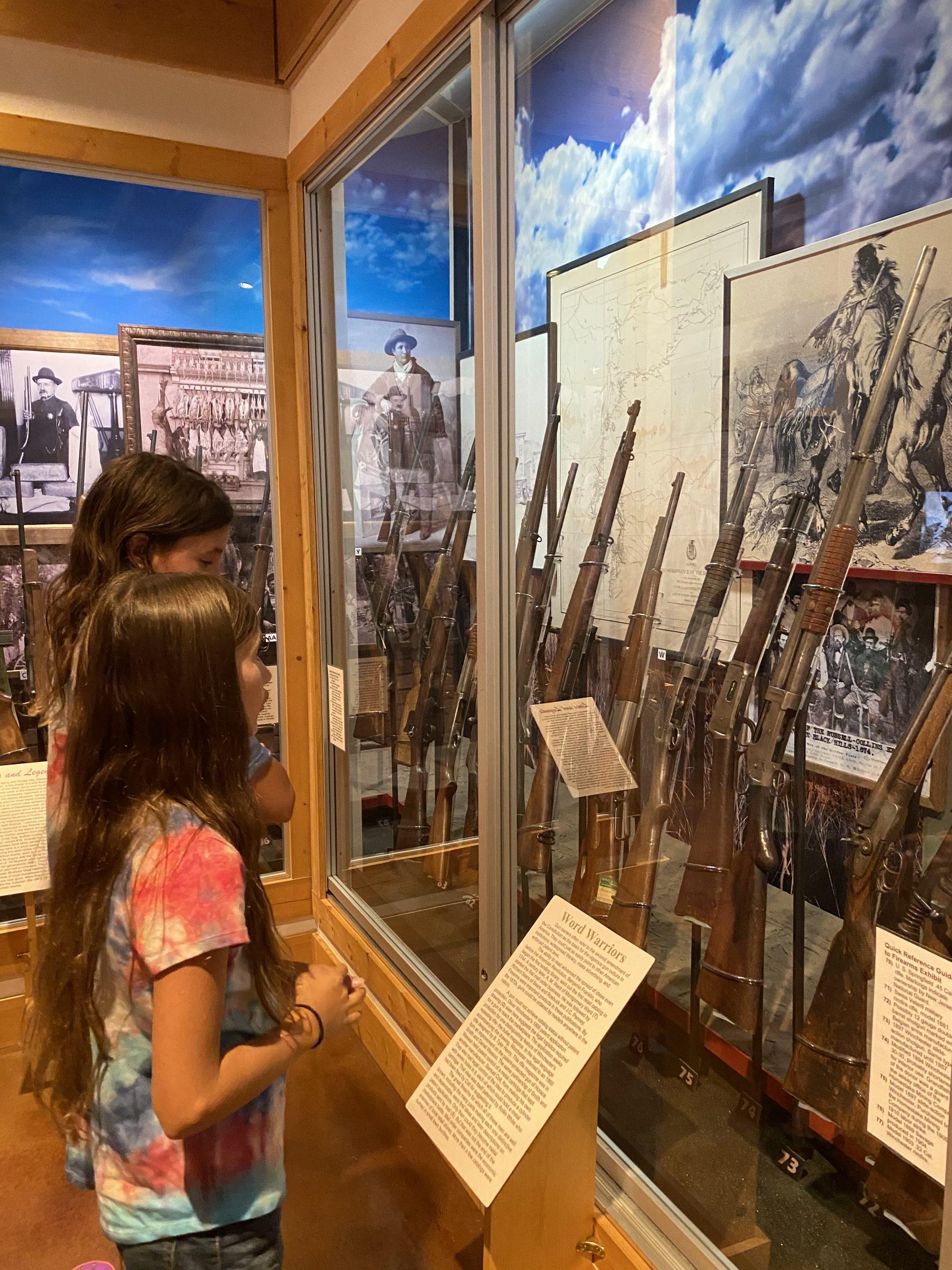 Days of '76 museum in Deadwood South Dakota