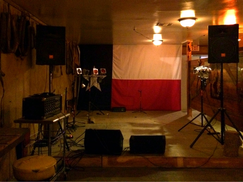 Texas stage