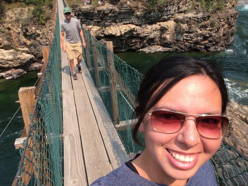 Swinging Bridge