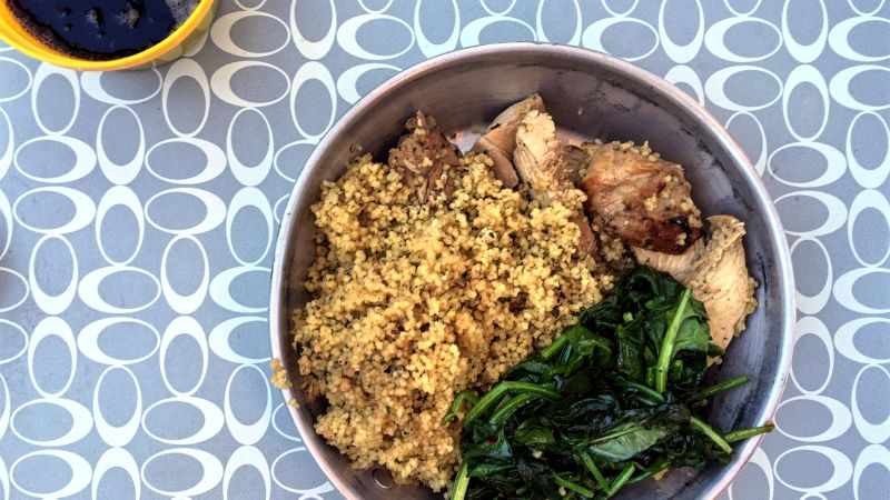 couscous-chicken-spinach
