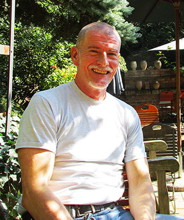 Guenther Krumpak, my personal guide to Prague