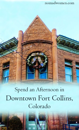 Pin it - Spend an afternoon in Fort Collins, Colorado