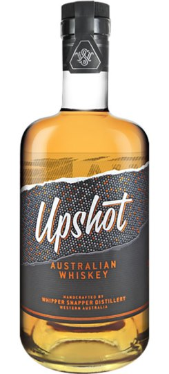 Upshot Whiskey from Whipper Snapper Distillery in Perth, Australia