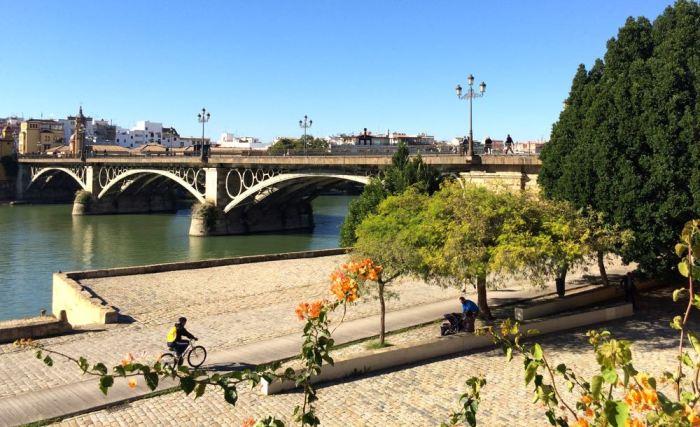 Brug in Sevilla