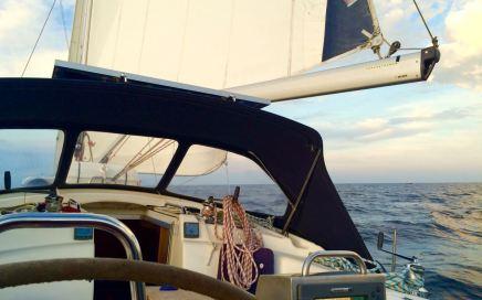 Nomas op zee