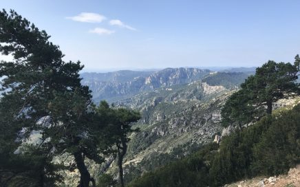Mont Caro in Catalonië
