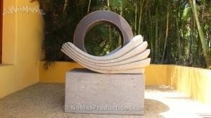 No Mas! - Sculpture At Punta Mita