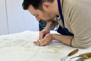 Atelier du nombre d'or réalise des projets en sculpture.
