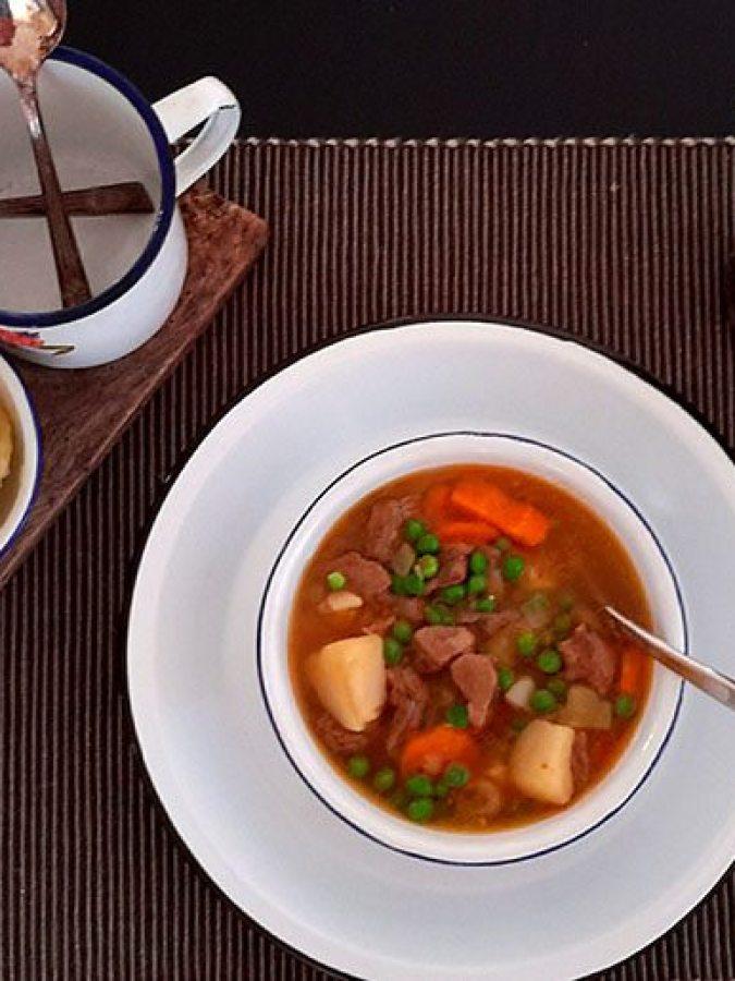 Popular Food in Fiji - Fijian Lamb Stew