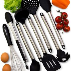 Best Silicone Cooking Utensil Sets - Bravioni