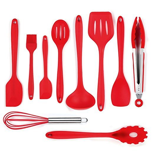 The Ultimate List Of The Best Silicone Cooking Utensils   NomList