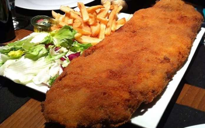 cachopo - Best Things to Eat in Europe