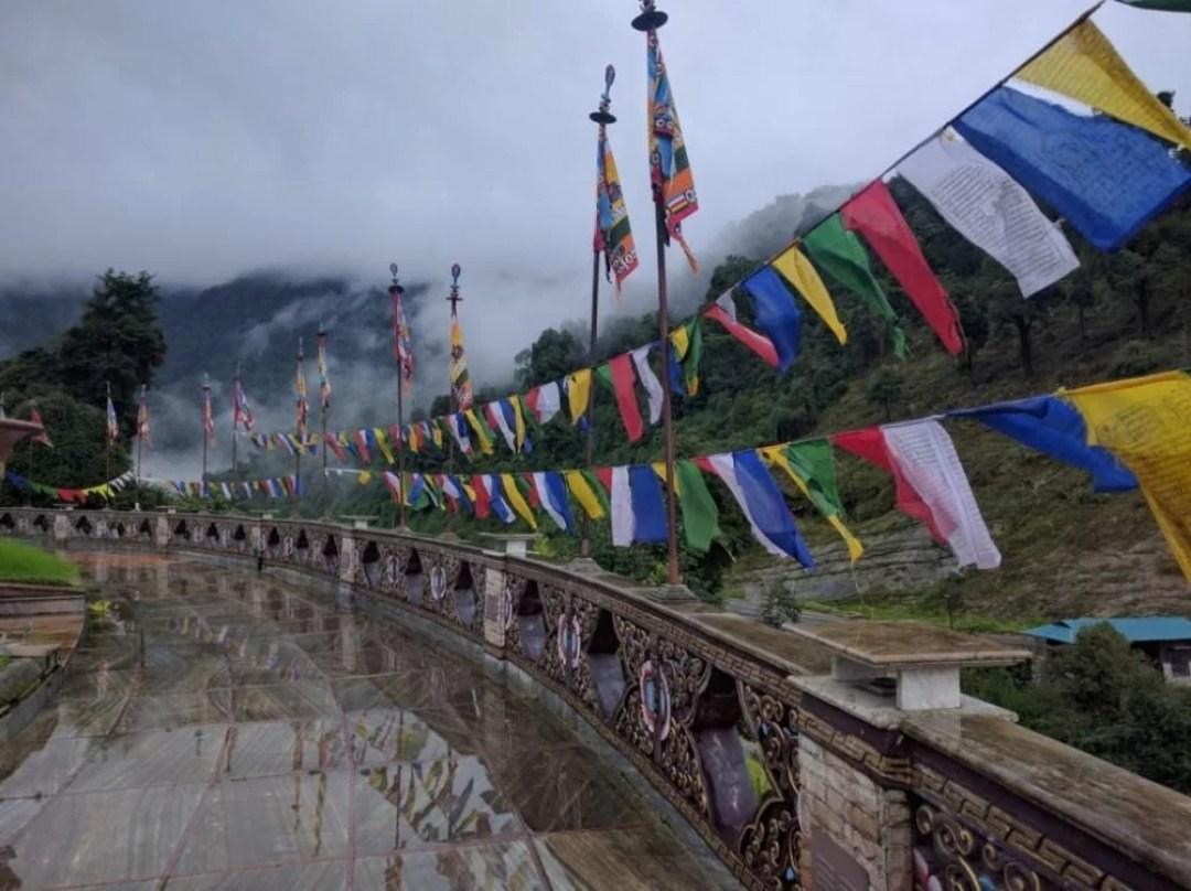 Ravangala, Sikkim