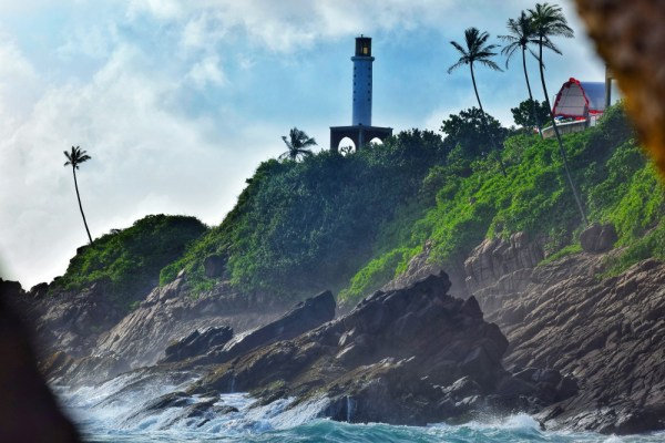 Mirissa Lighthouse